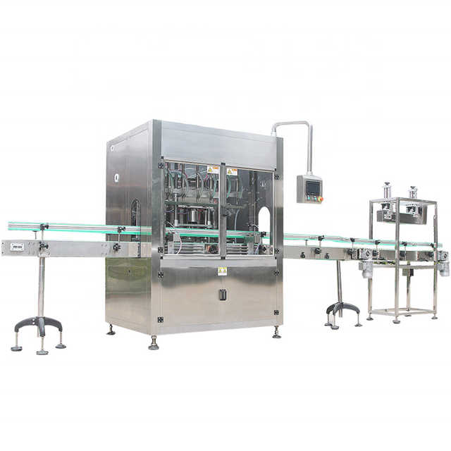 Automatic seasoning liquid filling machine, soy sauce balsamic vinegar oil essence chili oil automatic filling line