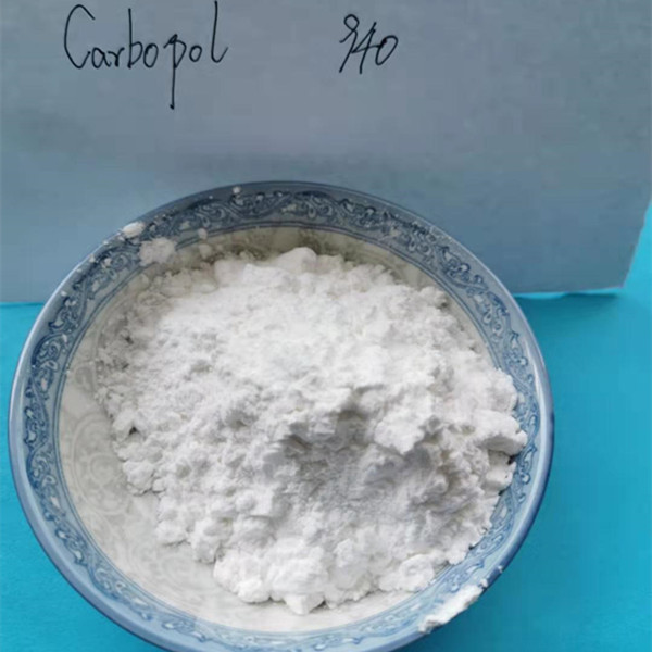 High Quality Carbopol Ultrez 21 Polymer Powder Carbopol 940