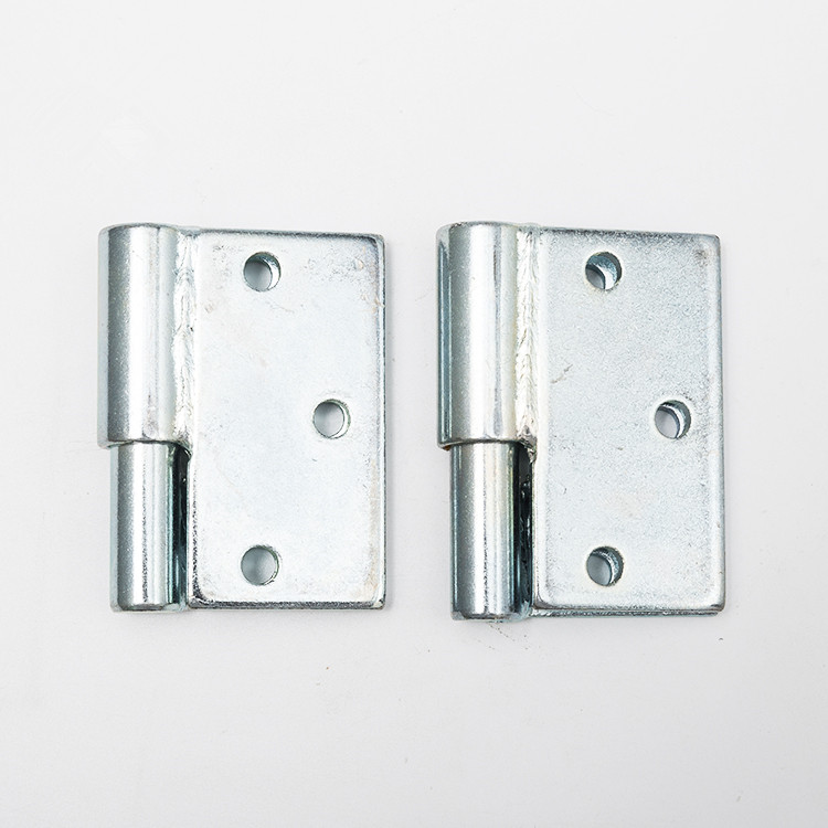 2 Adjustable Gate Hinges Eye Bolts 24mm discounts available on request