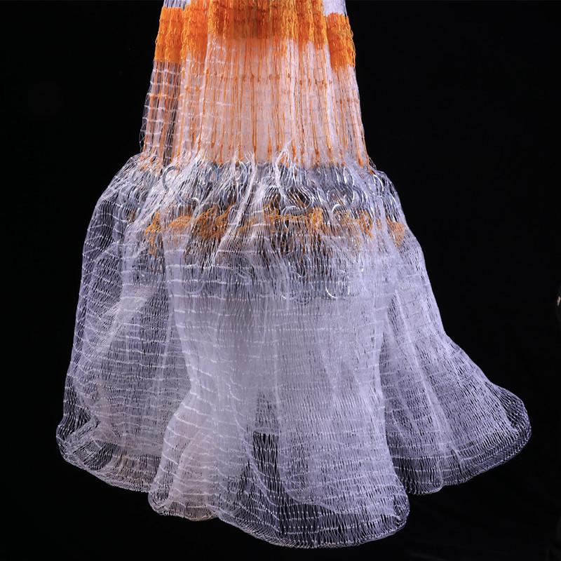 Japanese Bottom Pocket Throw Net Cast Nets