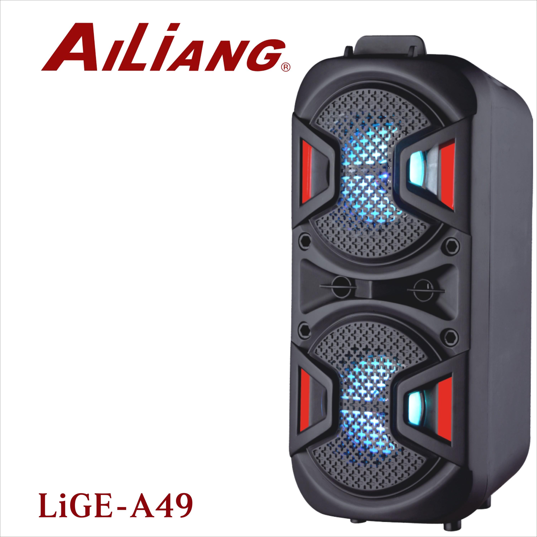 Рекламні ailiang ручка Акумуляторний динамік LiGE-A49