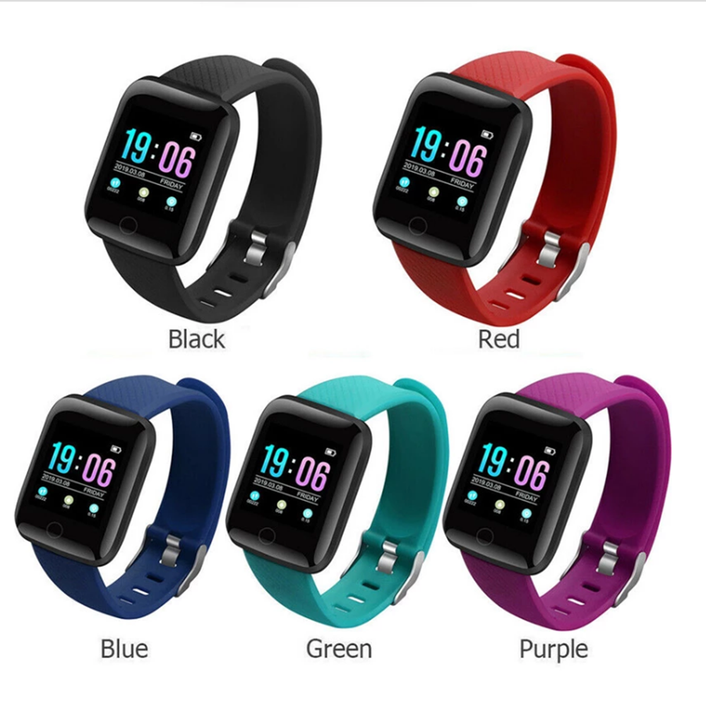 New Product 116Plus Smart Watch Sports Fitness Wrist Bracelet Android Watch Band