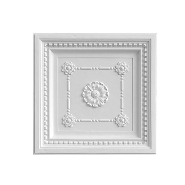 Ceiling Dome Medallion Plaster