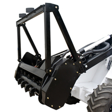 Macchine forestali heavy duty mulchers allegati per skid steer