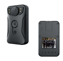Bal body camera politie 1080P Full HD met WiFi grote knop MP4 <span class=keywords><strong>video</strong></span> formaat