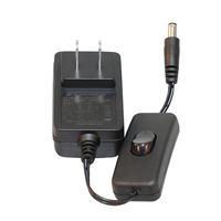 Wall power adaptor 12w 100-240VAC ac dc power adapter