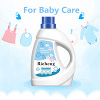 1000g Customized Skin Kids Clothes Comfort Washing Liquid Baby Detergent Laundry