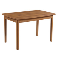 Hot Sale Solid Wood Furniture Modern Tea and Coffee Tables Set Folding Dining Tables