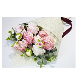 Bouquet Wrapping Paper Korea Non Woven Fresh Flower Nonwoven Fabric Paper For Wrapping Flower