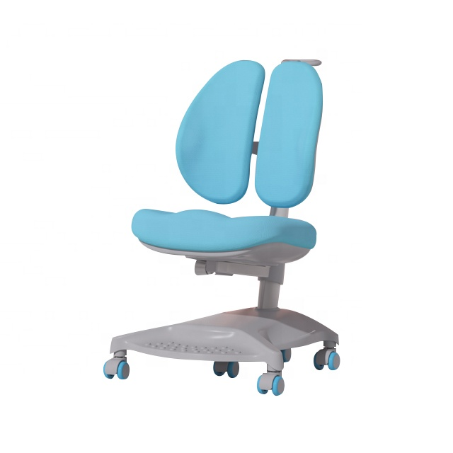 IGROW kids study desk desk and chair with Single moveable child study chair
