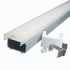 Ip65 Linear Light Led Anti Corrosive Vapour Proof Fitting Housing 60cm 120cm 150cm 2ft 4ft 5ft T8 Led Batten case