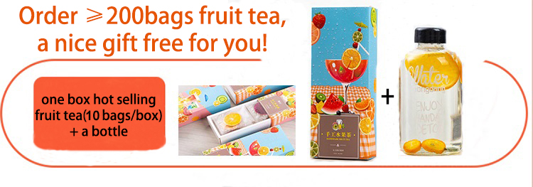 Fresh Fruit Slice Mix Flavored Tea Beauty Slimming Fruits Tea - 4uTea | 4uTea.com