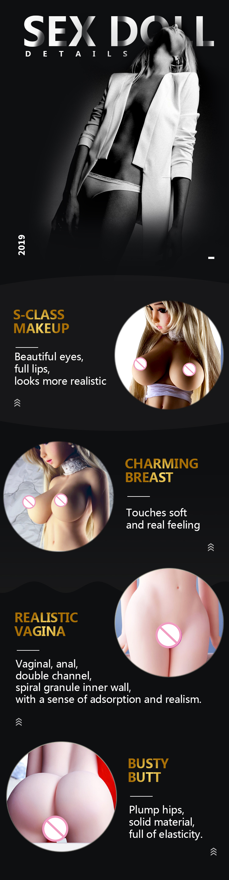 Promotion Cheap 3.28ft Adult Japanese Oral Love Doll Big Boobs 100cm Sex Doll Realistic Sex Doll for Men