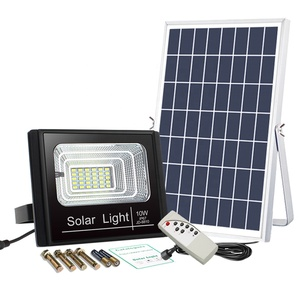 Energy saving 10w solar lamp IP65 waterproof solar lights outdoor