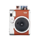 Instant print camera fujifilm Polaroid mini 90 camera with bulb exposure mode-brown color