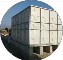 SMC GRP/FRP Monteren Water Tank, Sectionele Panel Water Tanks