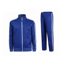 Soccer tracksuit jacket wholesale soccer training suit mens Sports football Jacket