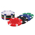 Metal/clay Poker Chips Scroll Design Ceramic 10gm Chip Poker Set