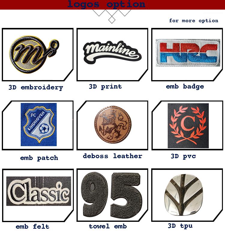Top qualität günstigen preis werbe 6 panel baseball kappe teile