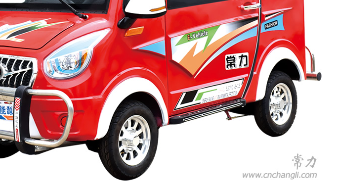 O mais barato do carro elétrico no mundo changli elétrica proteção ambiental carro pequeno carro elétrico