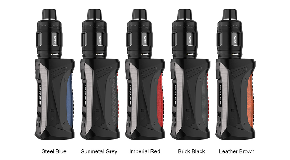VAPORESSO FORZ TX80 Kit new vape box kit with Forz Tank 4.5ml 510 thread