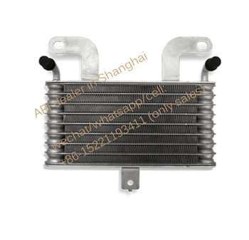 AIRTECH/API Air Cooled Oil Coolers
