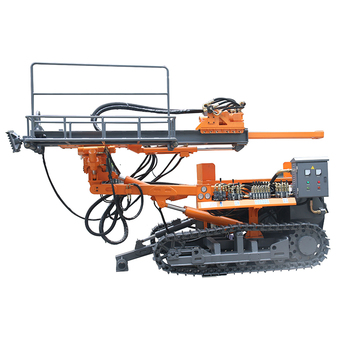 DTH borehole mining drilling machine