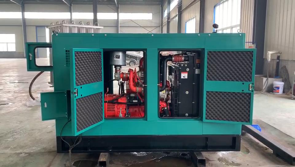멋진 공장 직접 10kw-2000kw 가스 발전기 CE ISO 승인