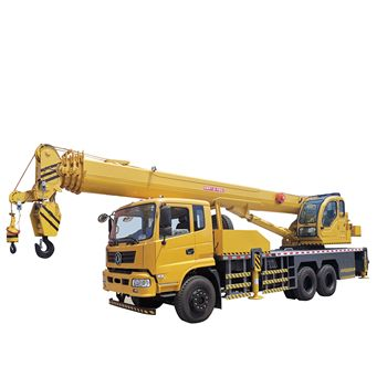 Hydraulic Mobile Crane for Sale in Malaysia