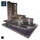 European Style Customized Design Low Price Granite Grave Marble Memorial Tombstone and Monument for Cemetery