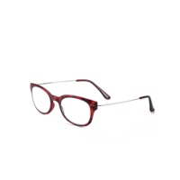 New Design Custom Fashion Anti Blue Eyewear Retro Tr 90 Optic Reading Glasses
