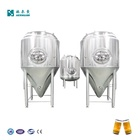 Tank Fermenters For Bar 2000L Beer Fermenting Tank Turnkey Plant For Bar/pubs