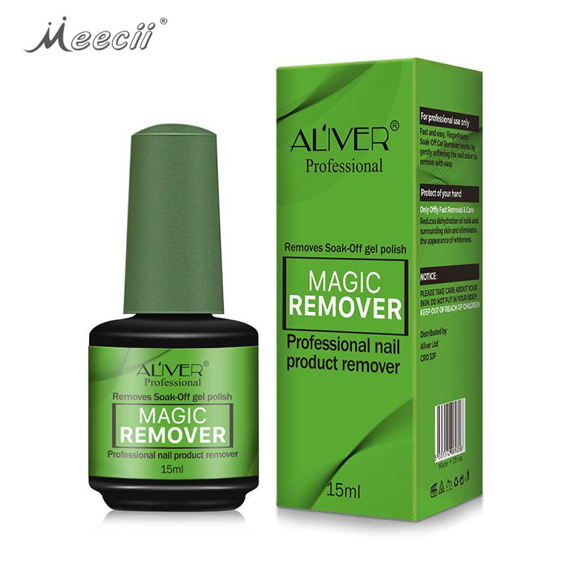 Magic Nail Polish Burst Remover Soak Off Polish Cleaner Nail Supplies for Professionals Nail Polish Remover фото