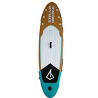 12.6 sup wood stand-up paddle board all round board