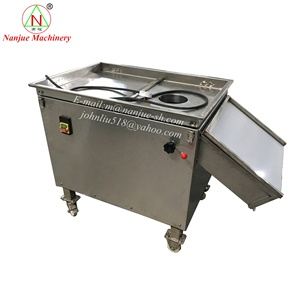 gardenia fruit hawthorn slices fruit slicing machine onion cutting machine