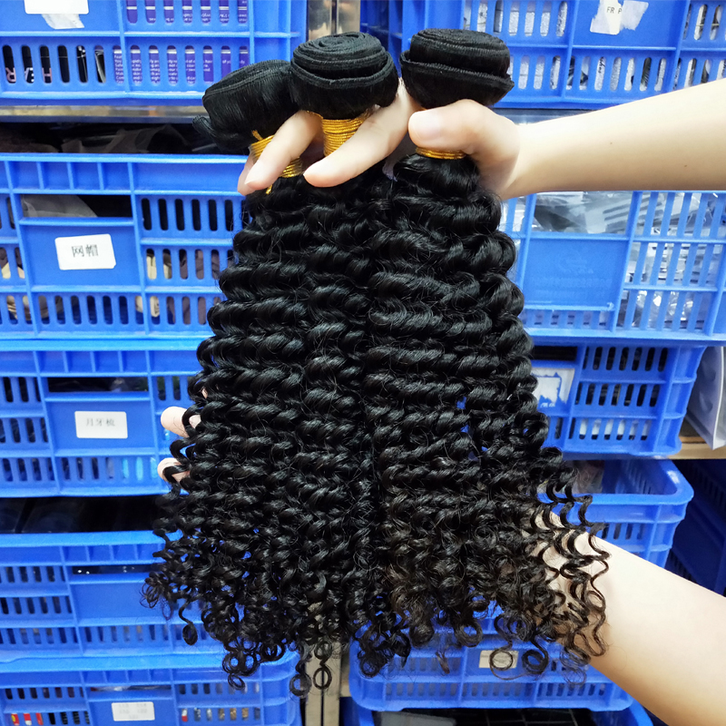 Wholesale Factory Price Cambodian Raw Hair Weaves Kinky Curly Hair,brazilian virgin cuticle aligned afro kinky curl human hair, N/a