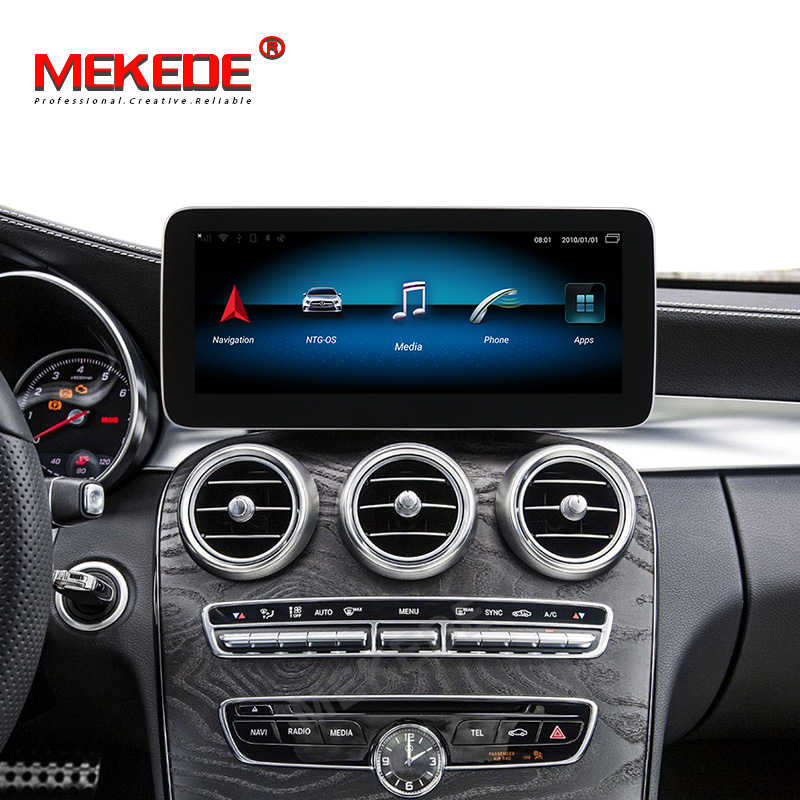 MEKEDE MSM8953 Android 10 Carplay 4G SIM Auto audio dvd player für Benz V-Klasse W446 2016 zu 2018 4 + 64GB WIFI GPS BT Stereo