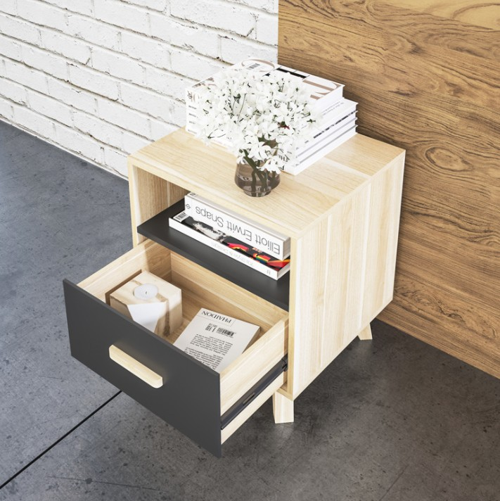 factory price night stand for bedroom furniture