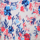 Polyester chiffon fabric custom digital printing is suitable for ladies dress fabric