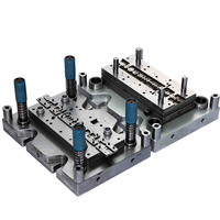 15 years experience custom precision sheet metal stamping mould maker