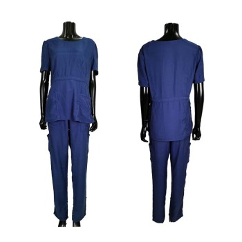 Custom Brands Scrub Suits Hospital Uniform with 100% Bamboo Fiber