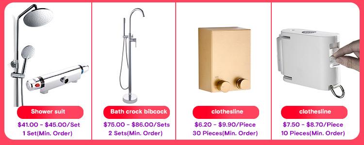 クラシックゴールドメッキすべて-銅高冷温水ミキサー浴室の洗面台のタップ