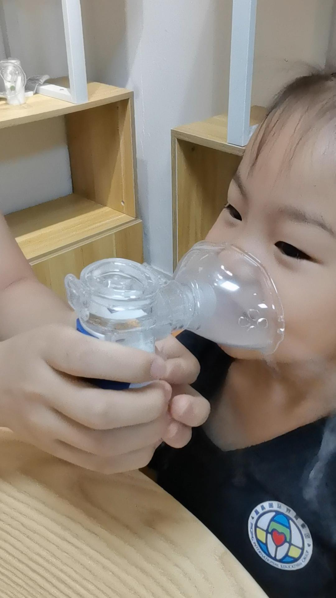 Mini portable nébuliseur, nébuliseur pour la toux et l'inflammation de la gorge