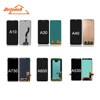 wholesale price For samsung galaxy A51 71 21 50 30S 40 10 lcd 30 80 touch digitizer screen replacement parts TFT display