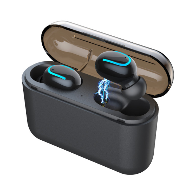 Bluetooths 5.0 Earphone Tws Wireless Earphone Handsfree Headphone Olahraga Earbud Gaming Headset