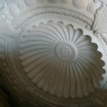 Living Room Decoration Roof Ceiling Center Plaster Dome Designs View Plaster Dome Designs Yinqiao Product Details From Shanghai Yinqiao Decorating Material Co Ltd On Alibaba Com