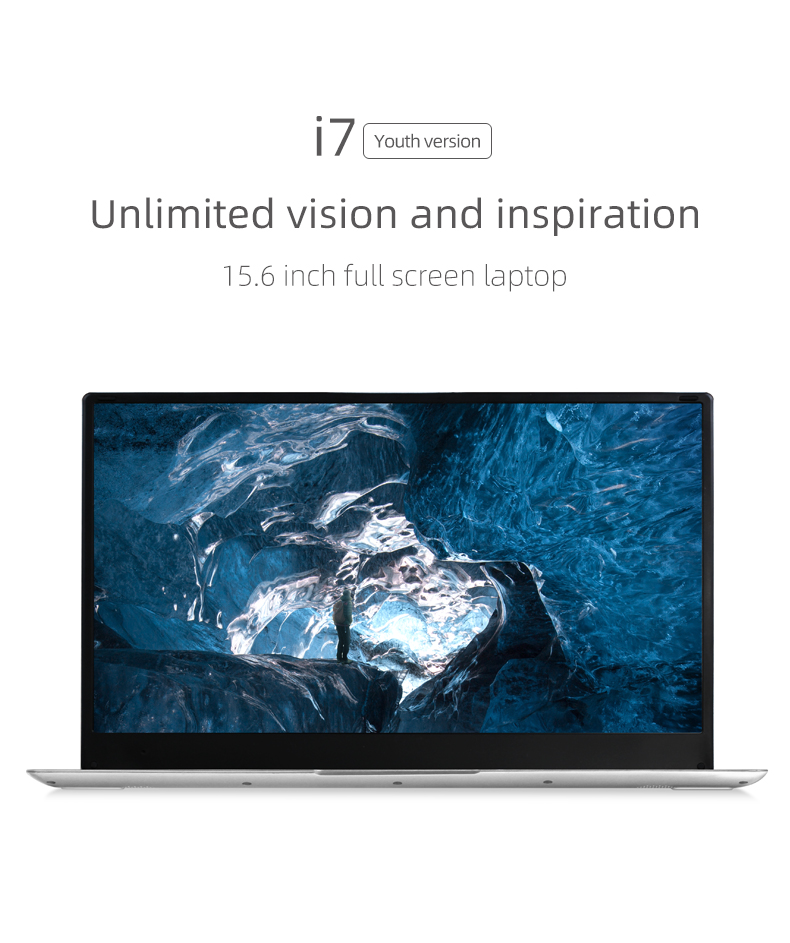New super Thin 15.6 Inch laptops Gaming Notebook Quad Core 8GB + 512GB 256GB Win10 notebook Computer for Business