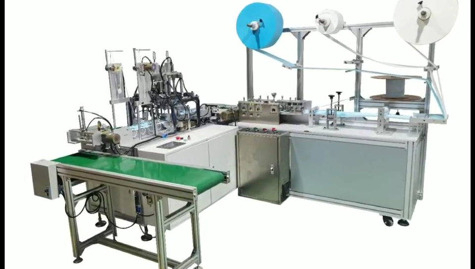 AAC Spare Parts of Face Mask Making Machine