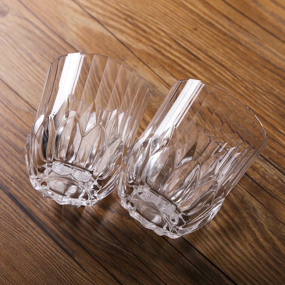 250ML 9oz Personnalisable en gros Rouge Verre À Vin Whisky Tasse En Verre Potable Glassd