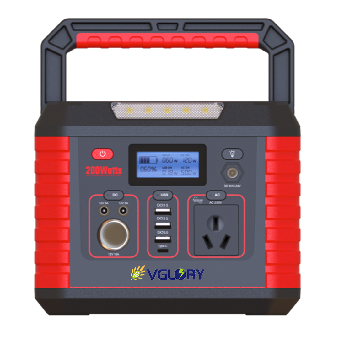 Lithium Electronic Devices Bank Emergency Construction Battery Backup 300w 330w 12v Dc Input Atx Power Supply